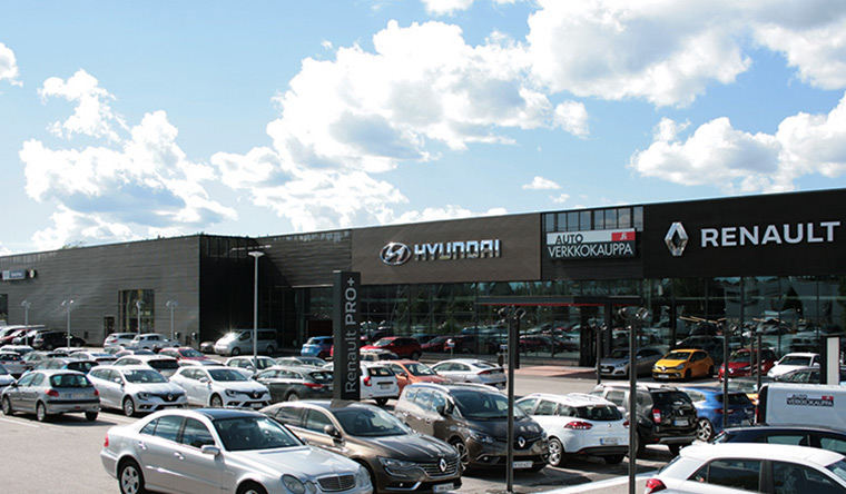 Suzuki Car Dealership >> Bassadone Automotive Nordic